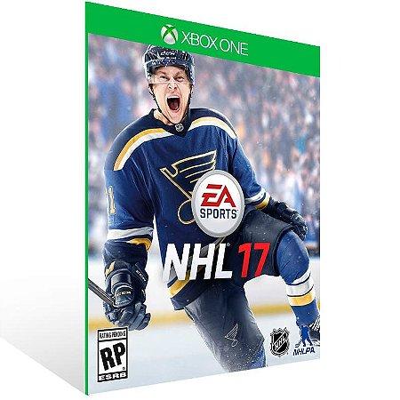 NHL 17 - Xbox One Live Mídia Digital