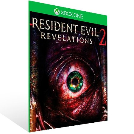 Resident Evil: Revelations 2 Edição De Luxo - Xbox One Live Mídia Digital