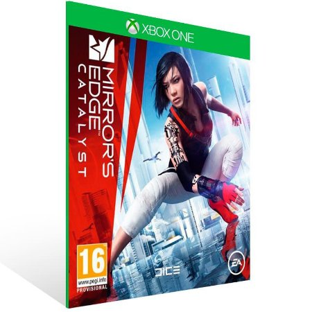 Mirrors Edge Catalyst - Xbox One Live Mídia Digital