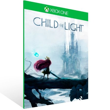 Child Of Light - Xbox One Live Midia Digital