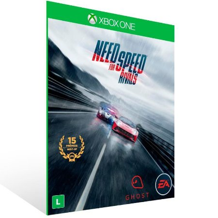 Need for Speed: Rivals - Xbox One Live Mídia Digital