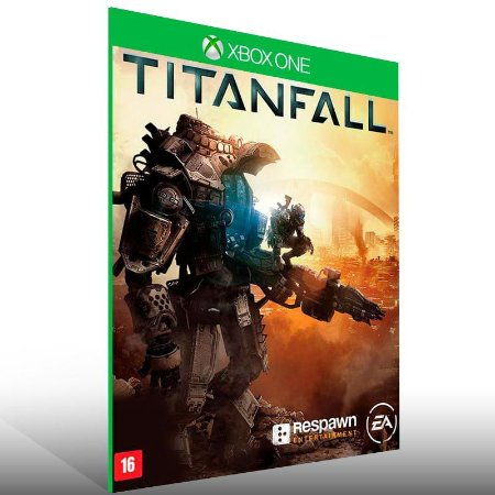 Titanfall - Xbox One Live Mídia Digital