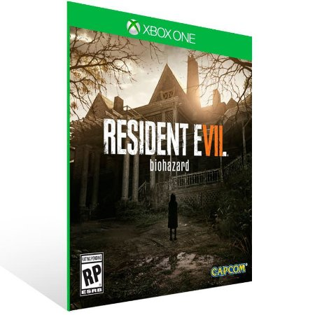 Resident Evil 7 Biohazard - Xbox One Live Mídia Digital