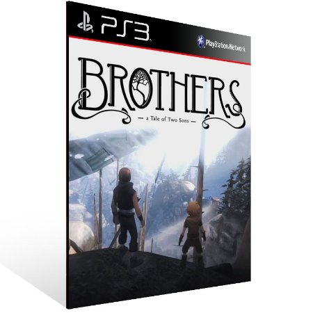 Brothers A Tale Of Two Sons - Ps3 Psn Midia Digital