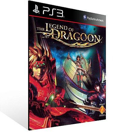 Legend Of Dragoon - Ps3 Psn Mídia Digital