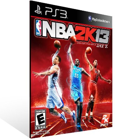 Nba 2K13 - Ps3 Psn Mídia Digital