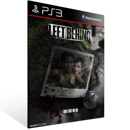 The Last Of Us: Left Behind Stand Alone - Ps3 Psn Mídia Digital