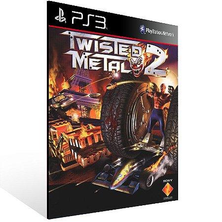 Twisted Metal 2 - Ps3 Psn Mídia Digital