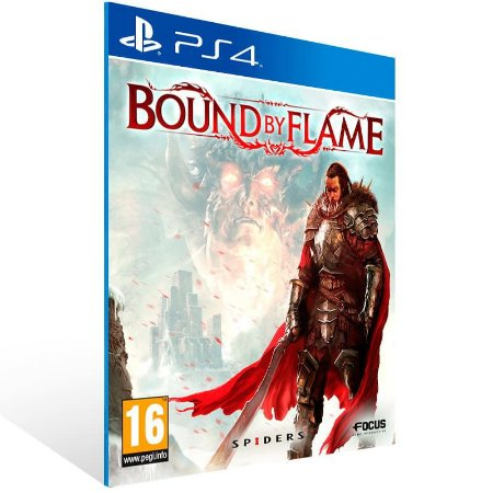 Bound By Flame - Ps4 Psn Mídia Digital