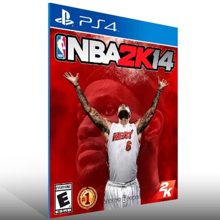 Nba 2K14 - Ps4 Psn Mídia Digital