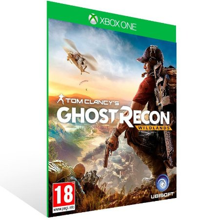 Tom Clancy Ghost Recon Wildlands Standard Edition - Xbox One Live Mídia Digital