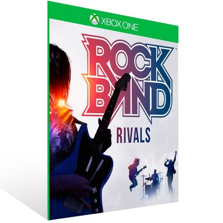 Rock Band 4 Rivals Bundle - Xbox One Live Mídia Digital