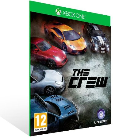 The Crew - Xbox One Live Mídia Digital