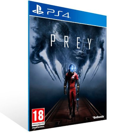 Prey - Ps4 Psn Mídia Digital