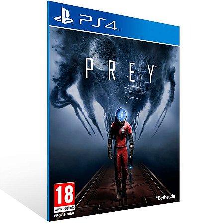 Prey - Ps4 Psn Mídia Digital