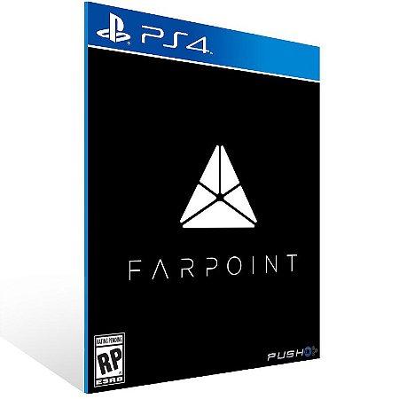 Farpoint - Ps4 Psn Mídia Digital