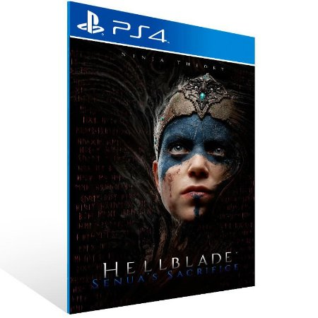 Hellblade Senuas Sacrifice - Ps4 Psn Mídia Digital