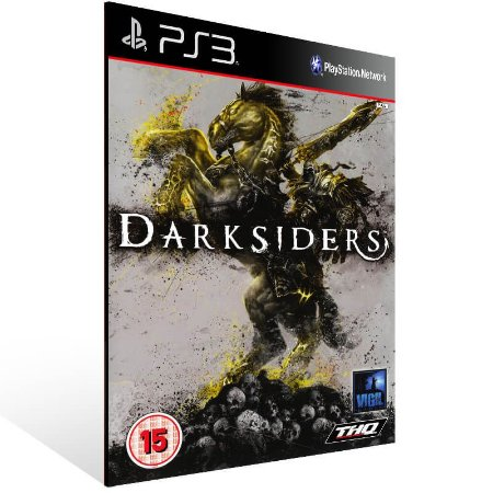 Darksiders - Ps3 Psn Mídia Digital