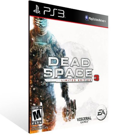 Dead Space 3 Ultimate Edition - Ps3 Psn Mídia Digital