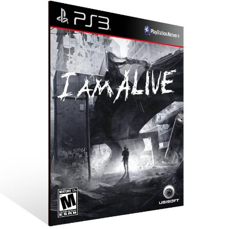 I Am Alive - Ps3 Psn Mídia Digital