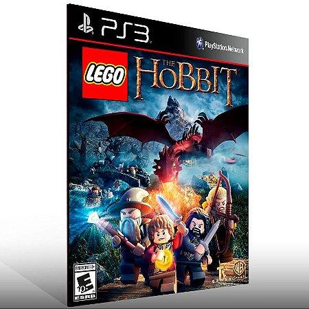 Lego The Hobbit - Ps3 Psn Mídia Digital