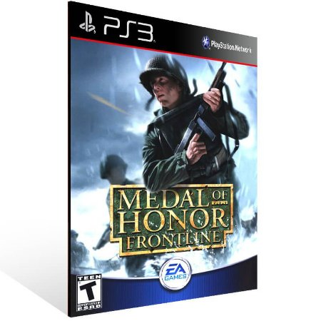 Medal of Honor Frontline - Ps3 Psn Mídia Digital