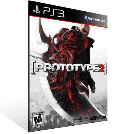 Prototype 2 Gold Edition - Ps3 Psn Mídia Digital