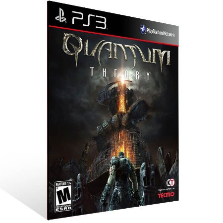 Quantum Theory - Ps3 Psn Mídia Digital