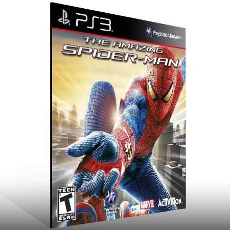 The Amazing Spider Man - Ps3 Psn Mídia Digital