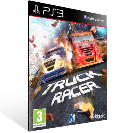 Truck Racer - Ps3 Psn Mídia Digital