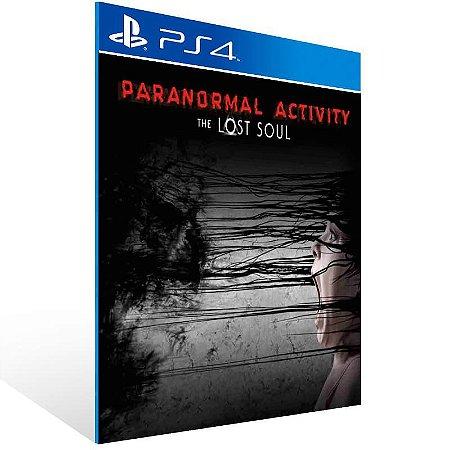 Paranormal Activity The Lost Soul - Ps4 Psn Mídia Digital