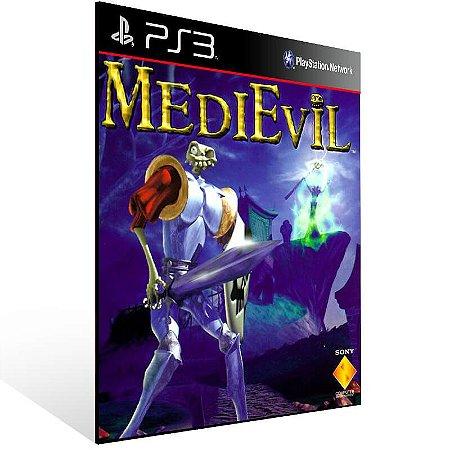 Medievil (Psone Classic) - Ps3 Psn Mídia Digital
