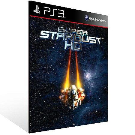 Super Stardust Hd - Ps3 Psn Mídia Digital