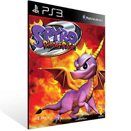Spyro 2 Riptos Rage - Ps3 Psn Mídia Digital