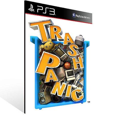 Trash Panic - Ps3 Psn Mídia Digital