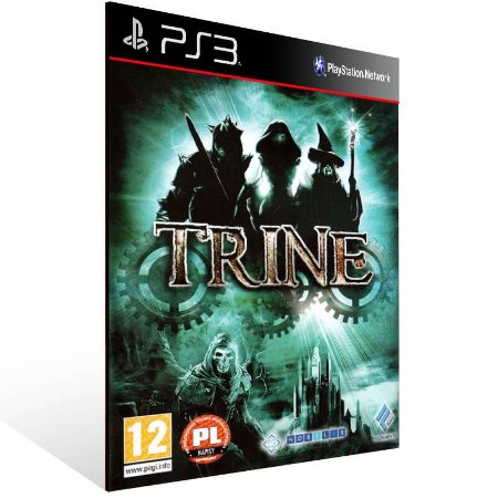 Trine - Ps3 Psn Mídia Digital