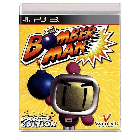 Bomberman Party Edition - Ps3 Psn Mídia Digital