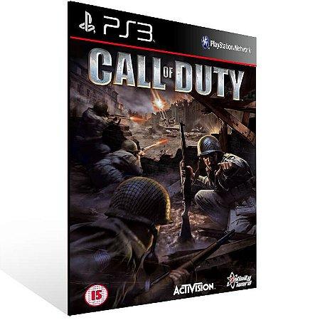 Call Of Duty Classic - Ps3 Psn Mídia Digital