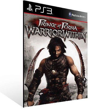 Prince Of Persia Warrior Within Hd - Ps3 Psn Mídia Digital