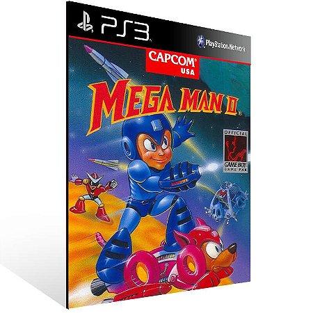 Mega Man 2 (Psone Classic) - Ps3 Psn Mídia Digital