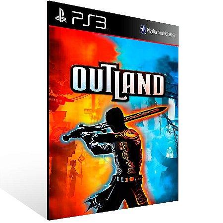 Outland - Ps3 Psn Mídia Digital