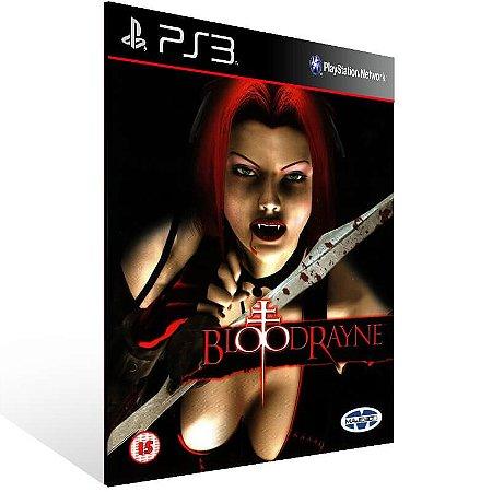Bloodrayne (Ps2 Classic) - Ps3 Psn Mídia Digital