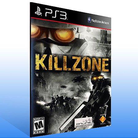 Killzone HD - Ps3 Psn Mídia Digital