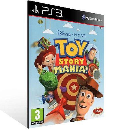 Toy Story Mania - Ps3 Psn Mídia Digital