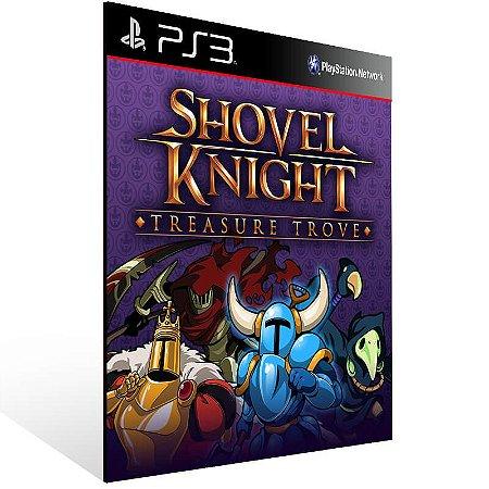 Shovel Knight Treasure Trove - Ps3 Psn Mídia Digital