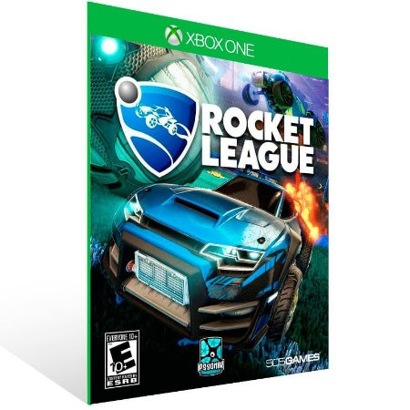 Rocket League - Xbox One Live Mídia Digital