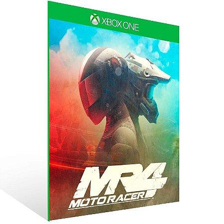 Moto Racer 4 - Xbox One Live Mídia Digital