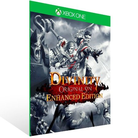 Divinity Original Sin Enhanced Edition - Xbox One Live Mídia Digital