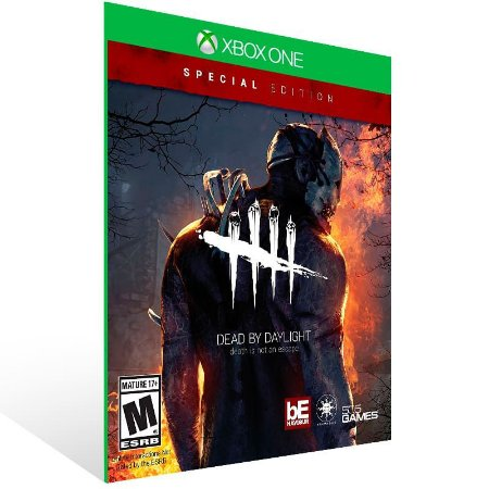 Dead By Daylight Edicao Especial - Xbox One Live Mídia Digital