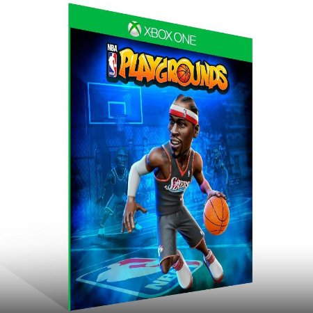 NBA Playgrounds - Xbox One Live Mídia Digital
